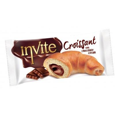 Штучный круассан Invite Шоколад