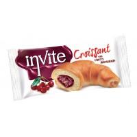 Штучный круассан Invite Вишня
