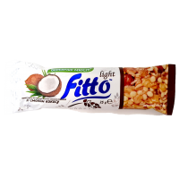 Батончик-мюсли Fitto Кокос