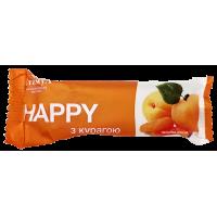 Батончик-мюсли Happy Курага