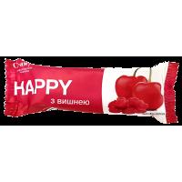 Батончик-мюсли Happy Вишня