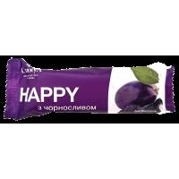 Батончик-мюсли Happy Чернослив