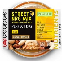 Street NRG Mix (Орехи с медом)
