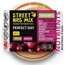 Street NRG Mix + Вишня (Орехи с медом)