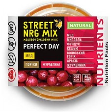 Street NRG Mix + Клюква (Орехи с медом)