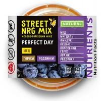 Street NRG Mix + Изюм (Орехи с медом)
