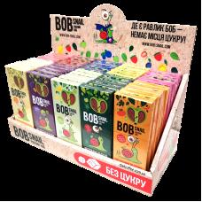 Фруктовая пастила Snail Bob 30g Mix Блок (50шт.)