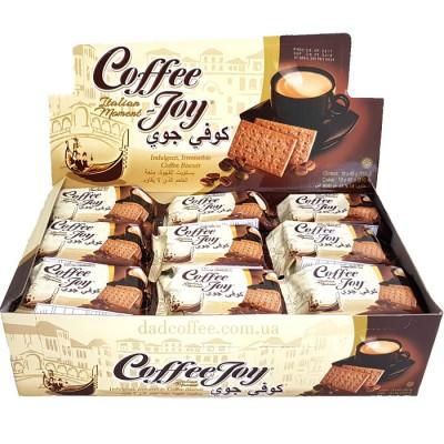 Печенье Coffee Joy 18x45g (Блок)