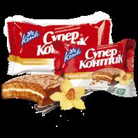 Печенье Супер Контик Ваниль 100 гр