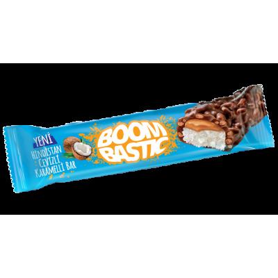 Шоколадный батончик BoomBastic кокосовый