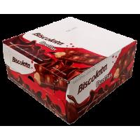 Батончик Biscolata DuoMax молочный Блок (12шт.)