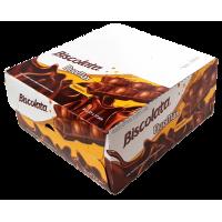 Батончик Biscolata DuoMax ореховый Блок (12шт.)