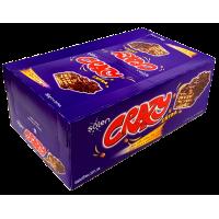 Шоколадный батончик Crazy Блок (24шт.)