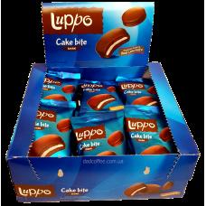 Печенье с маршмеллоу Luppo Dark Блок (24шт.)