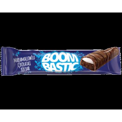 Шоколадный батончик BoomBastic синий