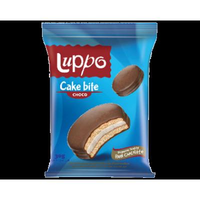 Печенье с маршмеллоу Luppo Choco