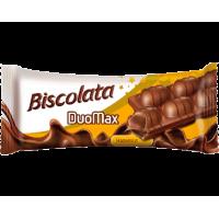 Батончик Biscolata DuoMax ореховый