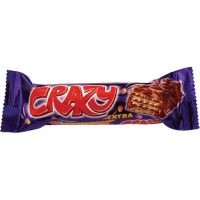 Шоколадный батончик Crazy