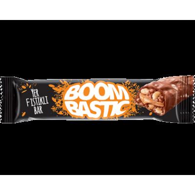 Шоколадный батончик BoomBastic черный