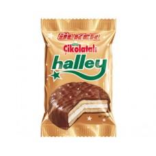Печенье с маршмеллоу Halley