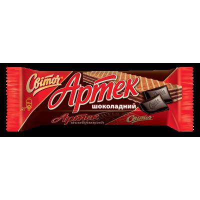 Вафли Артек Свиточ со вкусом шоколадом