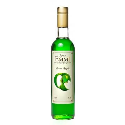 "Сироп ТМ ""Emmi"" Зеленое яблоко"