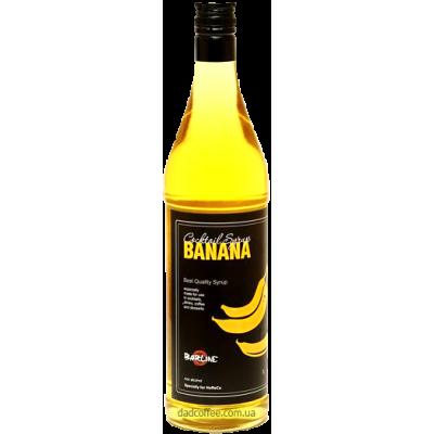 "Сироп ТМ ""Barlife"" Банан 1L"
