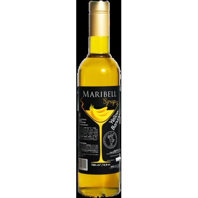 """Сироп ТМ """"Maribell"""" Банан"""