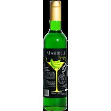"""Сироп ТМ """"Maribell"""" Зелёный банан"""