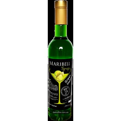 "Сироп ТМ ""Maribell"" Зеленая Дыня"