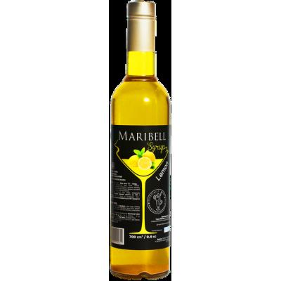 "Сироп ТМ ""Maribell"" Лимон"