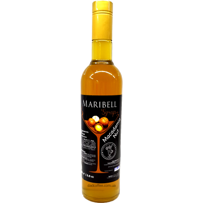 "Сироп ТМ ""Maribell"" Макадамский орех"