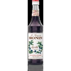 """Сироп ТМ """"Monin"""" Черника 0.7L"""