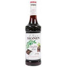 """Сироп ТМ """"Monin"""" Шоколадная Мята 0.7L"""