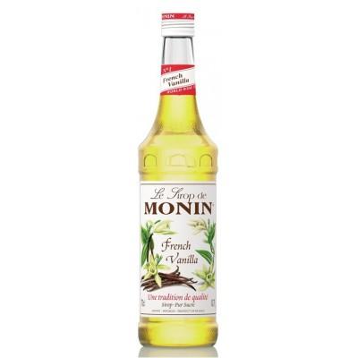 """Сироп ТМ """"Monin"""" Французкая Ваниль 0.7L"""