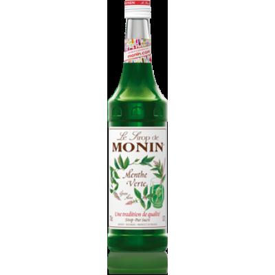 """Сироп ТМ """"Monin"""" Мята зеленая 0.7L"""
