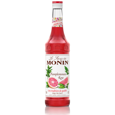 """Сироп ТМ """"Monin"""" Розовый грейпфрут 1L ПЭТ"""