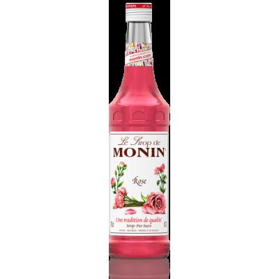 """Сироп ТМ """"Monin"""" Роза 0.7L"""