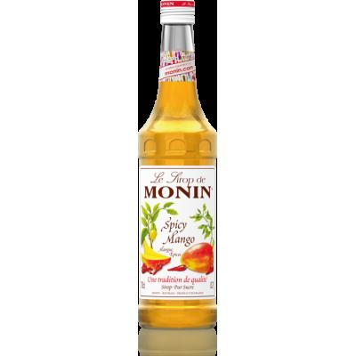 """Сироп ТМ """"Monin"""" Пряный манго 0.7L"""