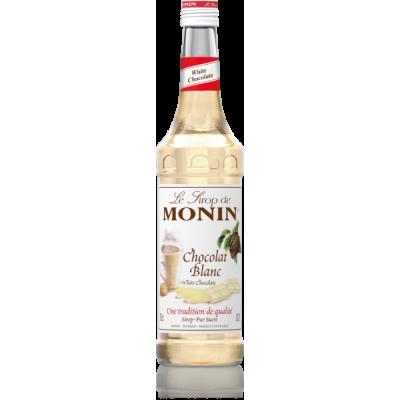 """Сироп ТМ """"Monin"""" Белый шоколад 0.7L"""