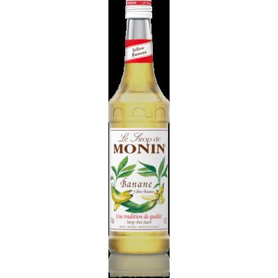 """Сироп ТМ """"Monin"""" Банан желтый 0.7L"""