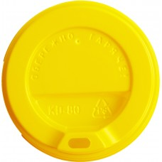 Крышки для стаканов 300 мл., 340 мл. КВ-80 (50шт./уп.)