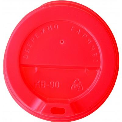 Крышки для стаканов 400 мл., 500 мл. КВ-90 (50шт./уп.)