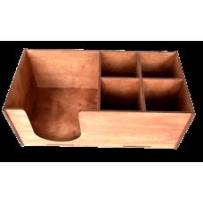 Органайзер деревянный Маленький