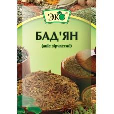 "Специи ТМ ""ЭКО"" Бадьян (Анис звездчатый) 6g"