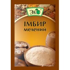 """Специи ТМ """"ЭКО"""" Имбирь молотый 20g"""
