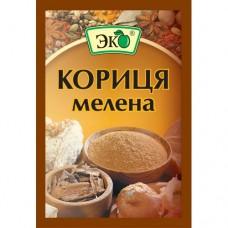 """Специи ТМ """"ЭКО"""" Корица молотая 20g"""