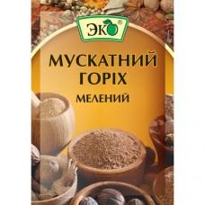 """Специи ТМ """"ЭКО"""" Мускатный орех молотый 10g"""