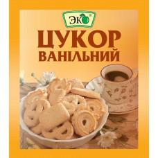 """Специи ТМ """"ЭКО"""" Ванильный сахар 10g"""